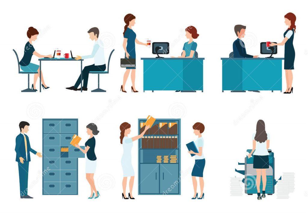 Workers_desk